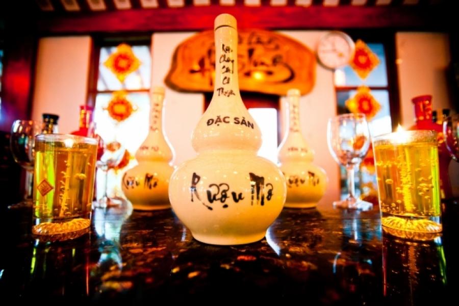 Đến Yên Tử nhớ thưởng thức rượu mơ